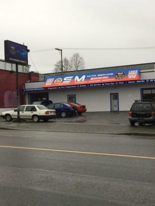 S & M Auto Service - Car Repair & Service