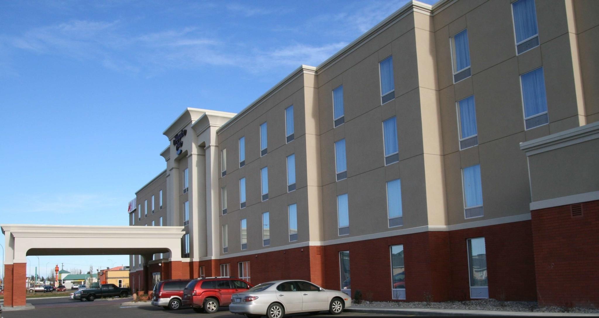 Hampton Inn by Hilton Fort Saskatchewan - Hôtels