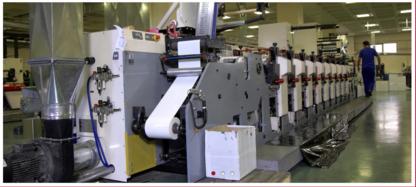 Sheraton Labels - Étiquettes en papier