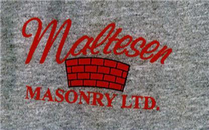 Maltesen Masonry Ltd - Masonry & Bricklaying Contractors