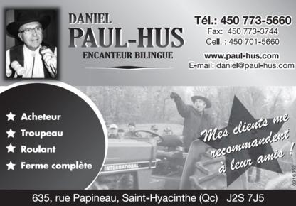 Voir le profil de Daniel Paul-Hus Encanteur - Mascouche