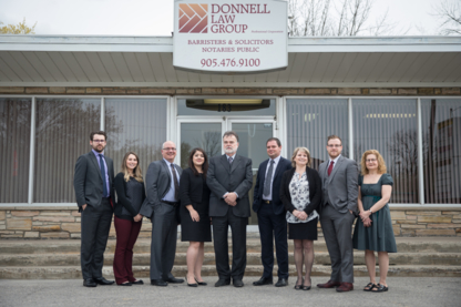 Donnell Law Group - Lawyers - 905-476-9100