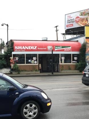 Shandiz Restaurant Ltd - Italian Restaurants - 604-291-7272
