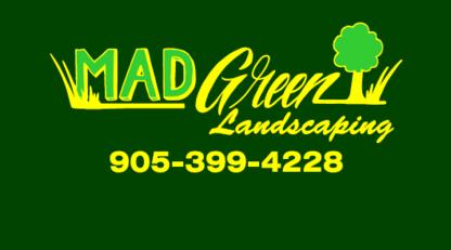 MadGreen Landscaping - Landscape Contractors & Designers - 905-399-4228