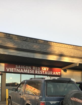 Saigon Red Sky Vietnamese Restaurant Ltd - Restaurants vietnamiens - 403-265-8668