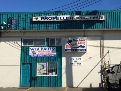 North Island Propeller Ltd - Boat Repair & Maintenance