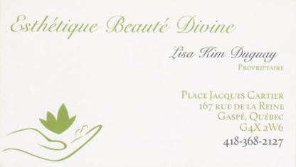 Esthétique Beauté Divine - Beauty & Health Spas - 418-368-2127