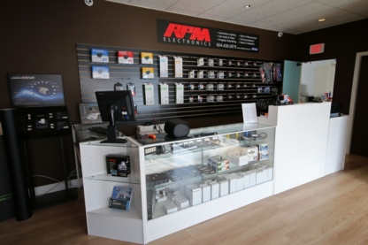 RPM Electronics Inc - Electronics Stores
