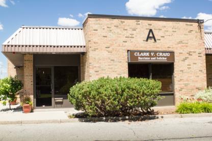 Craig Clark V - Avocats en droit familial - 905-631-1147