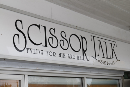 Scissor Talk Hair Salon - Hairdressers & Beauty Salons - 905-822-6413