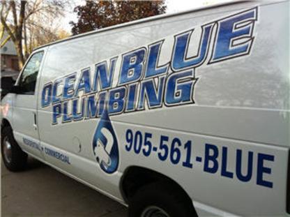 Ocean Blue Plumbing - Plumbers & Plumbing Contractors - 905-561-2583