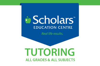 Scholar's Education Centre - Special Purpose Academic Schools - 705-719-2505