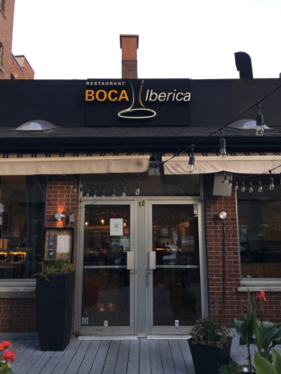 Restaurant Boca Iberica - Restaurants - 514-507-9996