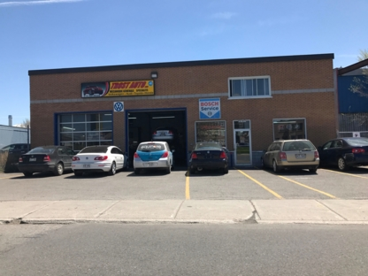 Trost Auto Repair - Garages de réparation d'auto - 514-481-9449
