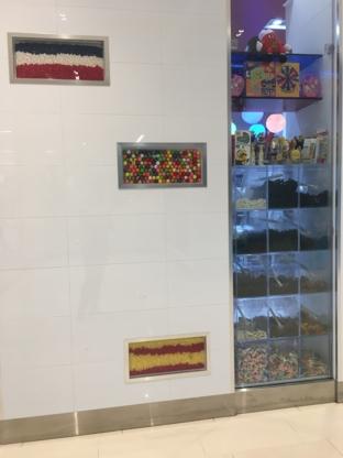 Candy Candy - Magasins de bonbons et de confiseries