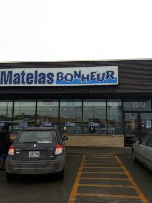 Matelas Bonheur - Mattresses & Box Springs - 514-595-5356
