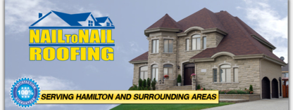 Nail To Nail Roofing Inc. - Eavestroughing & Gutters