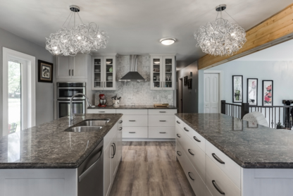 Superior Cabinets Edmonton Limited - Home Improvements & Renovations