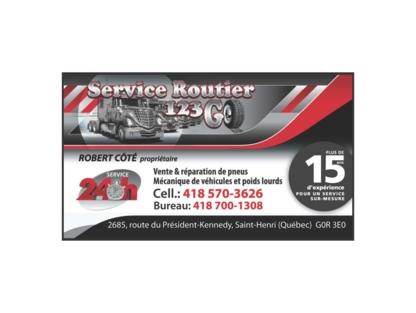 Service Routier 123 GO - Tire Retailers