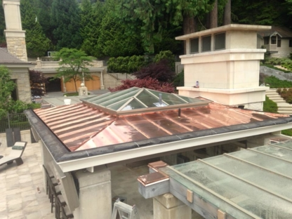 Black Tusk Roofing And Sheet Metal - Roofers