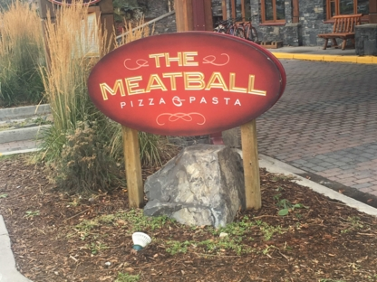 The Meatball Pizza & Pasta - Restaurants - 403-762-3667
