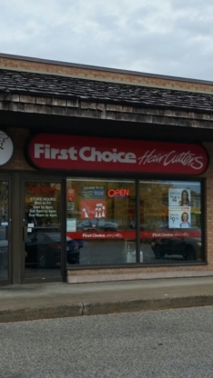 First Choice Haircutters - Hairdressers & Beauty Salons - 905-433-1291