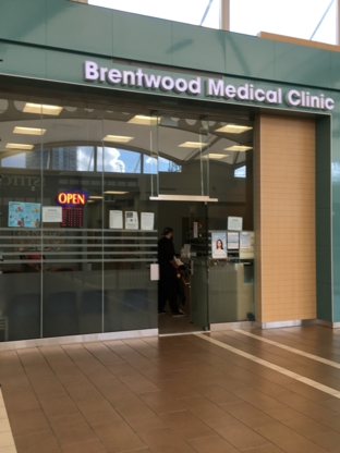 Brentwood Medical Clinic - Clinics - 604-294-8540