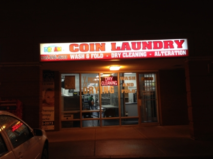 Dream Coin Laundry - Laundromats - 905-896-4633