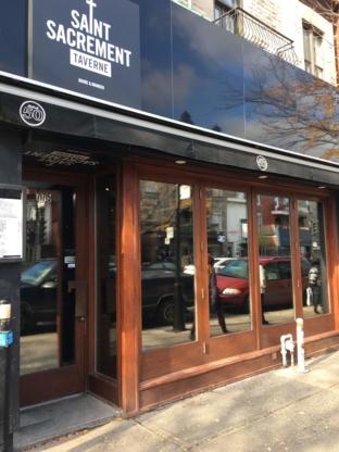 Taverne St-Sacrement - Pub - 438-381-8582