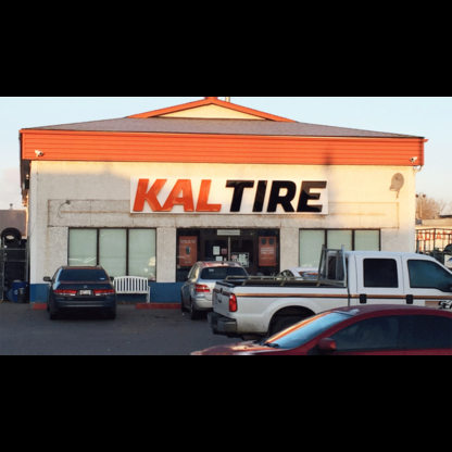 Kal Tire - Tire Retailers - 780-464-3744