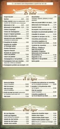 Resto-Bar L'Ambiance - Brasseries - 418-961-4111