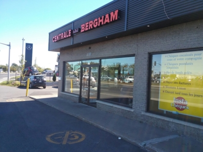 Centrale Bergham - Fast Food Restaurants