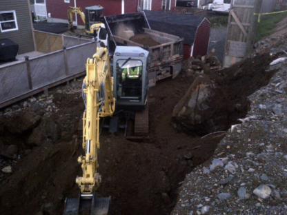 LCEC Excavating Limited - Excavation Contractors - 709-682-6824