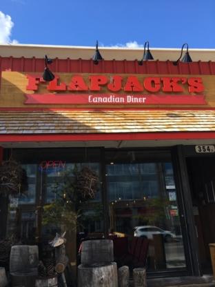 Flapjack's Pancake Shack - Restaurants américains - 613-680-8860