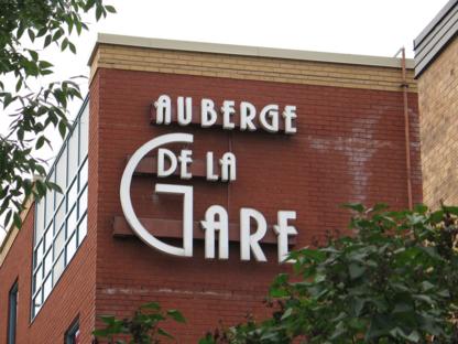 Auberge de la Gare - Hôtels - 1-866-778-8085