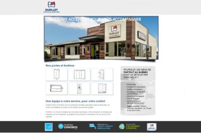 Ouellet Portes et Fenêtres Inc - Rénovations - 819-385-4472