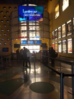 Scotiabank Theatre Montreal - Movie Theatres - 514-878-9100