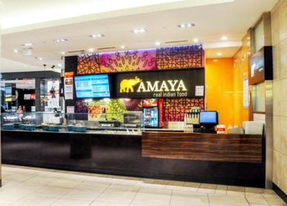 Amaya Express - Markville - Indian Restaurants - 905-604-7634