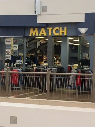 Match - Men's Clothing Stores - 604-677-5398