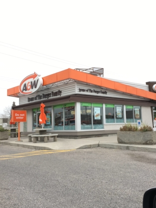 A&W - Fast Food Restaurants - 403-291-0210