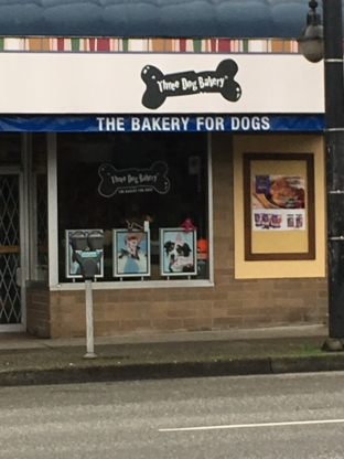Three Dog Bakery - Pet Food & Supply Stores - 604-737-3647