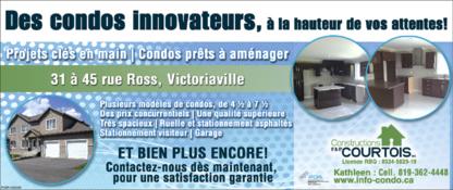 Constructions F & P Courtois Inc - Entrepreneurs en construction