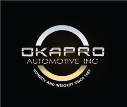 Okapro Automotive Inc - Car Repair & Service