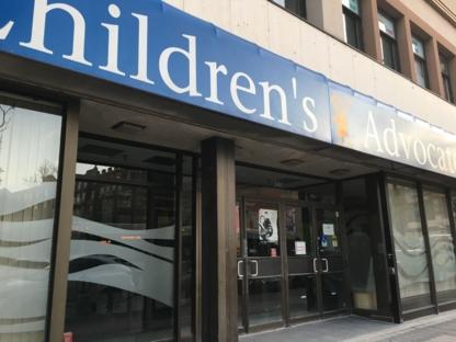 Children's Advocate - Gouvernement provincial