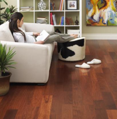 Touchtone Canada Ltd - Floor Refinishing, Laying & Resurfacing - 780-414-0862