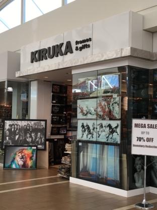 Kiruka Frames & Gifts - Picture Frame Dealers