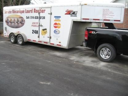 Service Mécanique Lourd Routier 24 Hrs - Truck Accessories & Parts - 514-838-6134