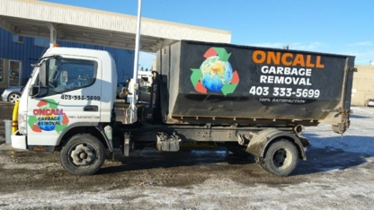 ONCALL Garbage Removal Ltd - Residential Garbage Collection - 403-333-5699