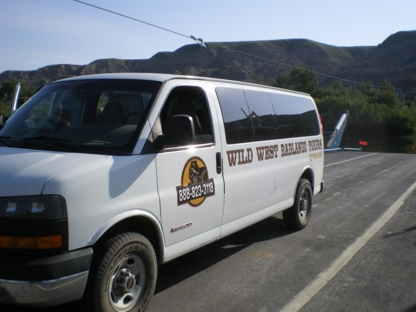 Wild West Badlands Tours - Limousine Service - 403-823-3118