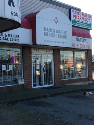 Main & Marine Medical Clinic - Clinics